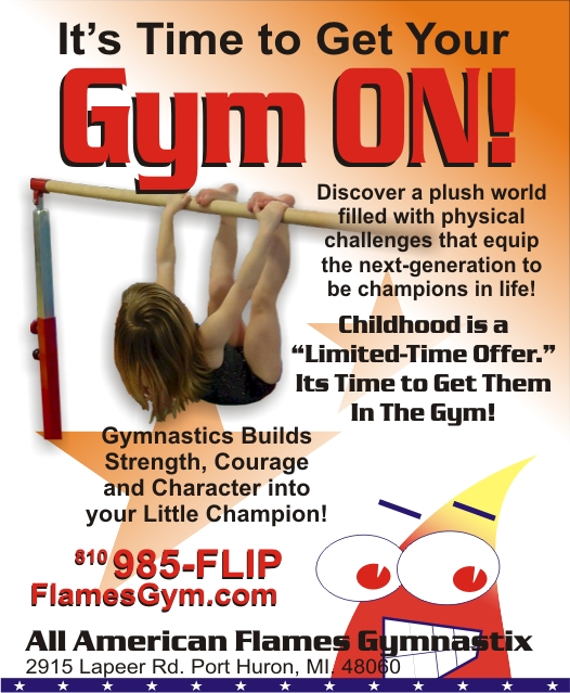 Get Your Gym On!