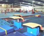 Flames' Gym - All American Training Center - Port Huron, MI