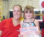 All American Flames Gymnastix - Where Sports Begin