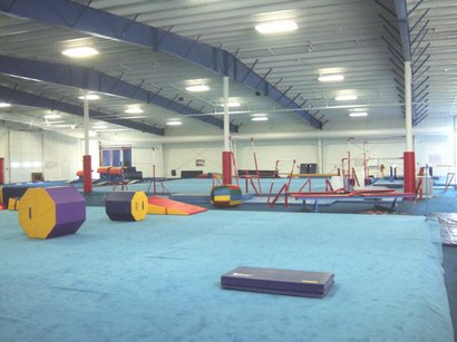 wildfire gymnastics meet